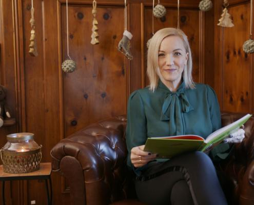 Weihnachtsgeschichten auf LÄNDLE TV - Ingrid Hofer