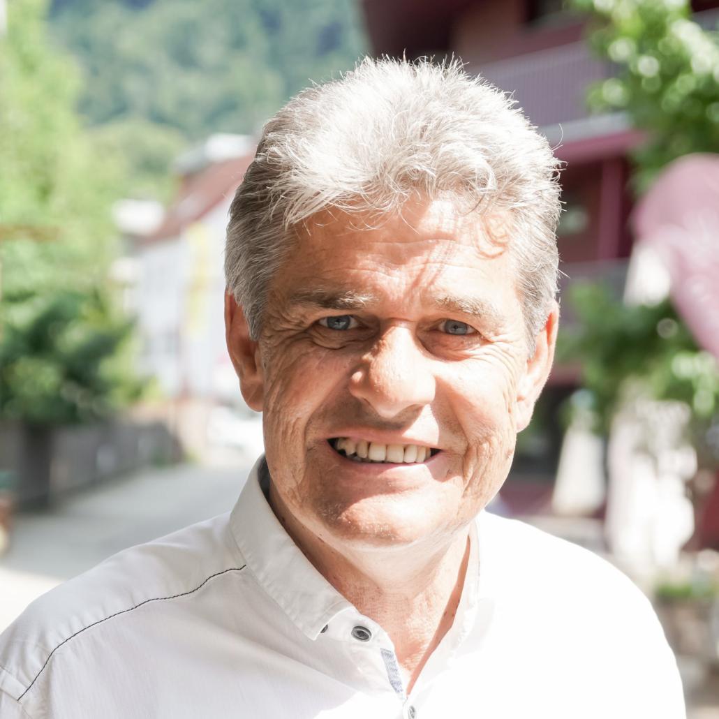 Günter Oberscheider